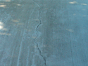 Patio Crack Repair